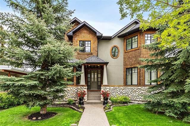 2337 7 Avenue NW, Calgary, AB T2N 1A1 (#C4303358) :: The Cliff Stevenson Group