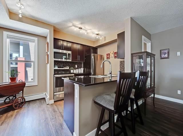 403 Mackenzie Way SW #8402, Airdrie, AB T4B 3V7 (#C4303577) :: Calgary Homefinders