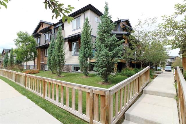 2781 Chinook Winds Drive SW #11101, Airdrie, AB T4B 3S5 (#C4305004) :: Canmore & Banff
