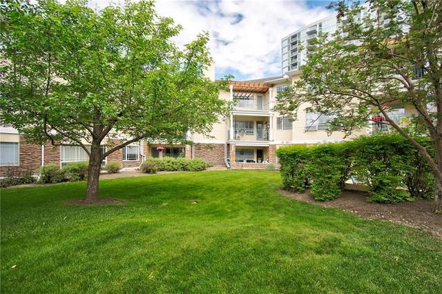 2144 Paliswood Road SW #312, Calgary, AB T2V 5K2 (#C4305073) :: Redline Real Estate Group Inc
