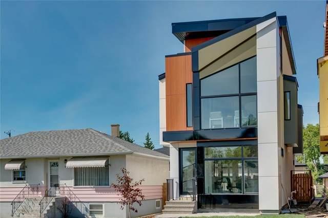 615 Alberta Avenue SE, Calgary, AB T2G 4K5 (#C4305077) :: Canmore & Banff