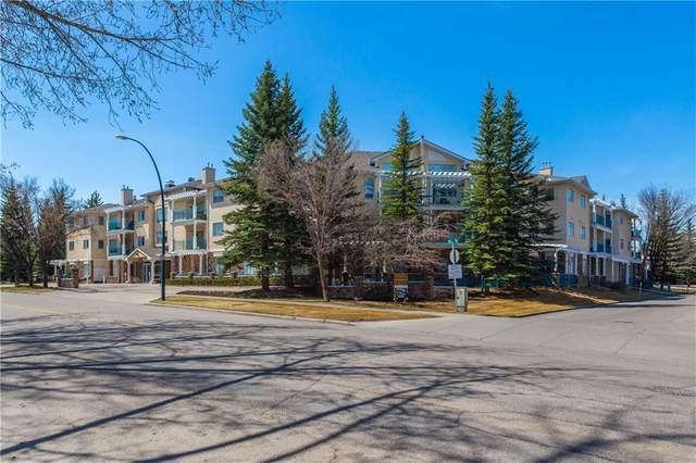 9449 19 Street SW #209, Calgary, AB T2V 5J8 (#C4305079) :: Redline Real Estate Group Inc