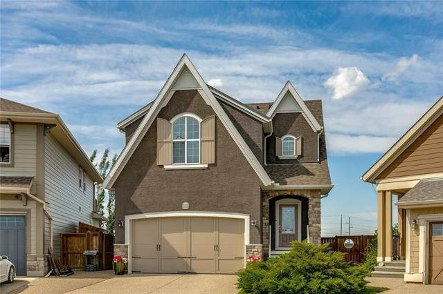 205 Mahogany Terrace SE, Calgary, AB T3M 0T6 (#C4305088) :: The Cliff Stevenson Group