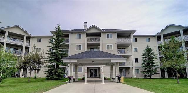 6224 17 Avenue SE #1113, Calgary, AB T2A 7X8 (#C4305125) :: Redline Real Estate Group Inc
