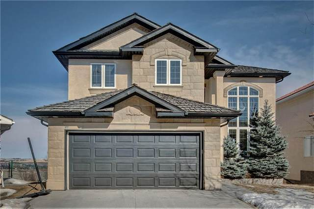 67 Hampstead Rise NW, Calgary, AB T3A 6B5 (#C4305134) :: Redline Real Estate Group Inc