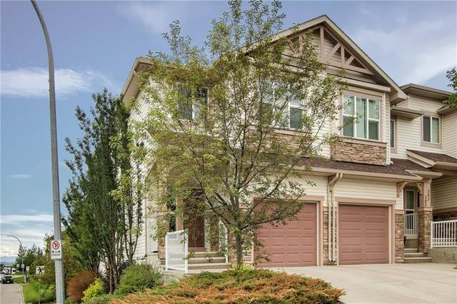 307 Sunset Point(E), Cochrane, AB T4C 0K8 (#C4305153) :: Calgary Homefinders