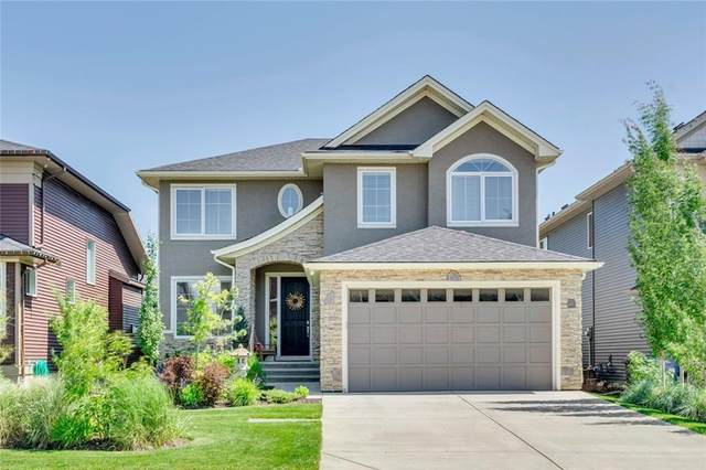 184 Kinniburgh Way, Chestermere, AB T1X 0R8 (#C4305251) :: Canmore & Banff