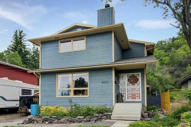 8135 33 Avenue NW, Calgary, AB T3B 1L5 (#C4305327) :: Western Elite Real Estate Group
