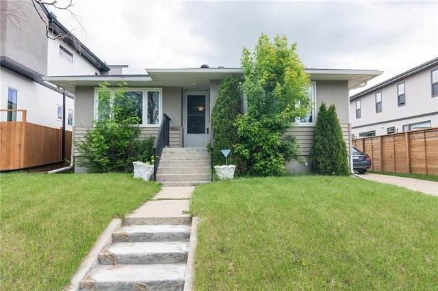 2708 Morley Trail NW, Calgary, AB T2M 4G7 (#C4305449) :: Redline Real Estate Group Inc