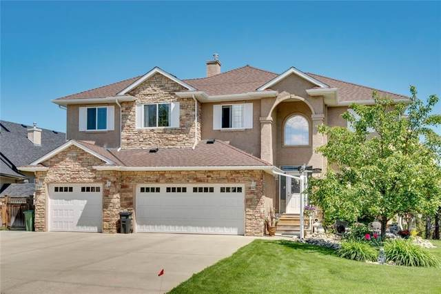 130 Crystal Shores Drive, Okotoks, AB T1S 1X8 (#C4305456) :: Canmore & Banff