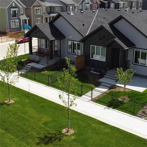 95 Walgrove Park SE, Calgary, AB T2X 4N9 (#C4305491) :: The Cliff Stevenson Group