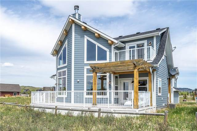 317 Cottage Club Link, Rural Rocky View County, AB T3C 1B1 (#C4305560) :: Redline Real Estate Group Inc