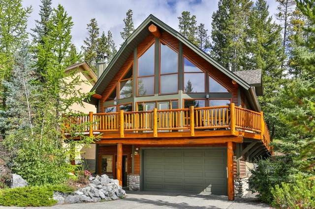 129 Eagle Terrace Road, Canmore, AB T1W 2Y4 (#C4305747) :: Canmore & Banff