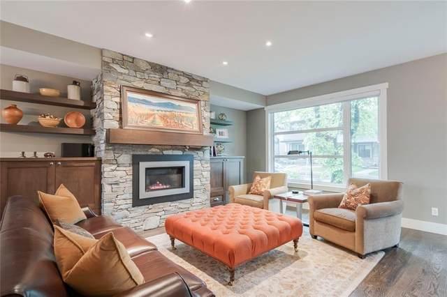 623 25 Avenue NW, Calgary, AB T2M 2B1 (#C4305788) :: Calgary Homefinders