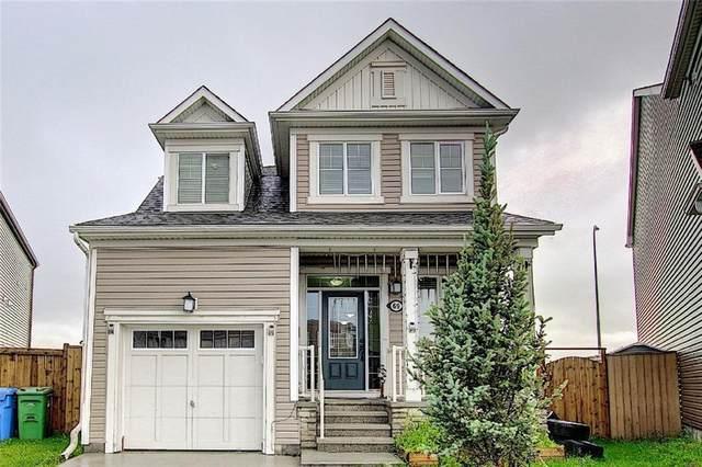 69 Cityscape Garden NE, Calgary, AB T3N 0N6 (#C4305800) :: Redline Real Estate Group Inc