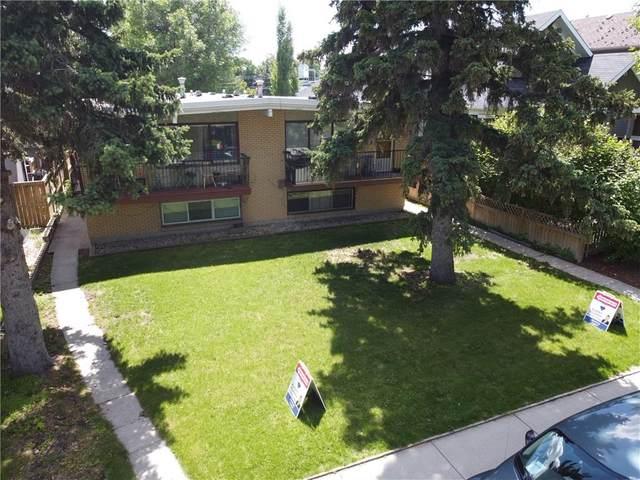 607 24 Avenue NW, Calgary, AB T2M 1X6 (#C4305825) :: Calgary Homefinders
