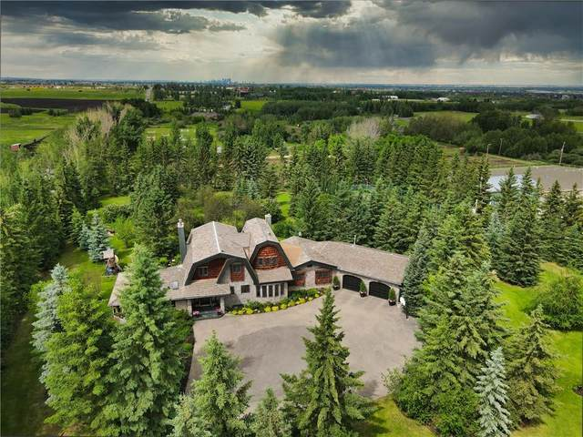 64130 198 Avenue W, Rural Foothills County, AB T1S 2W4 (#C4305850) :: Calgary Homefinders