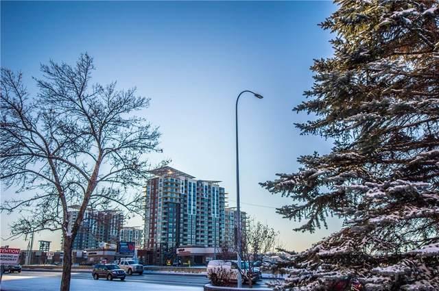 8710 Horton Road SW #1107, Calgary, AB T2V 0P7 (#C4305880) :: Redline Real Estate Group Inc
