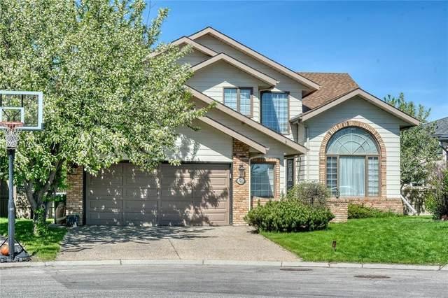 236 Sunset Place SE, Calgary, AB T2X 3C1 (#C4305970) :: The Cliff Stevenson Group