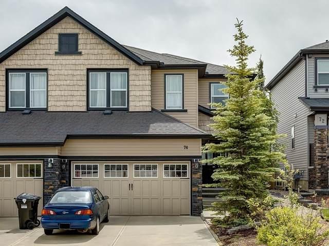 76 Sage Hill Point(E) NW, Calgary, AB T3R 0H4 (#C4305978) :: Team J Realtors