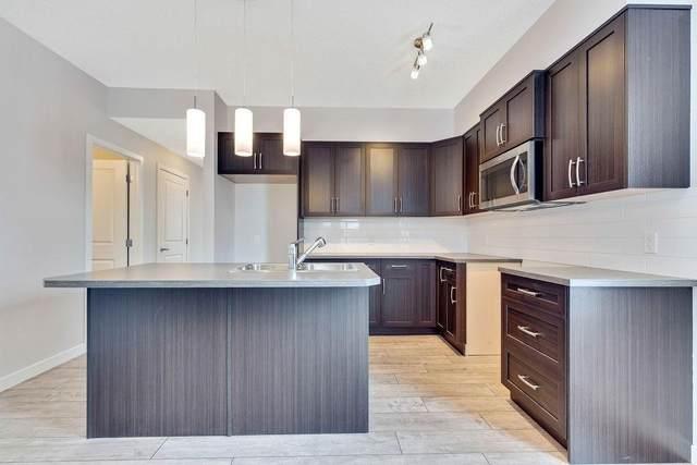250 Fireside View #307, Cochrane, AB T4C 2M2 (#C4306014) :: Redline Real Estate Group Inc
