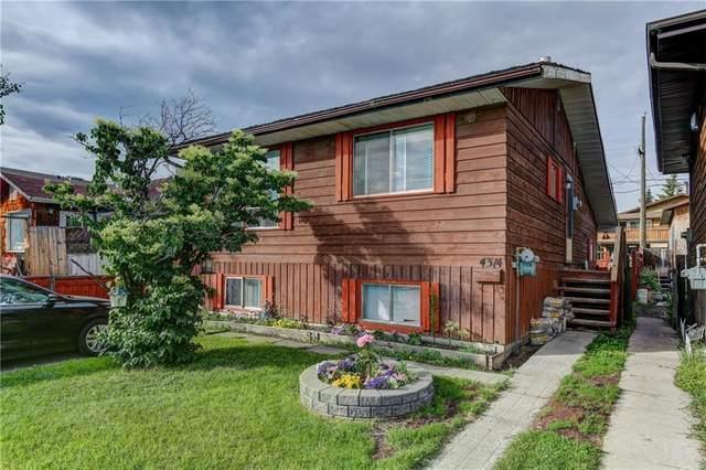 4314 17 Avenue NW, Calgary, AB T3B 0N6 (#C4306289) :: Calgary Homefinders