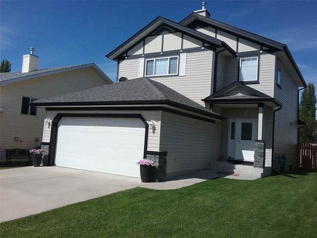 223 Crystalridge Place, Okotoks, AB T1S 1T9 (#C4306297) :: Canmore & Banff