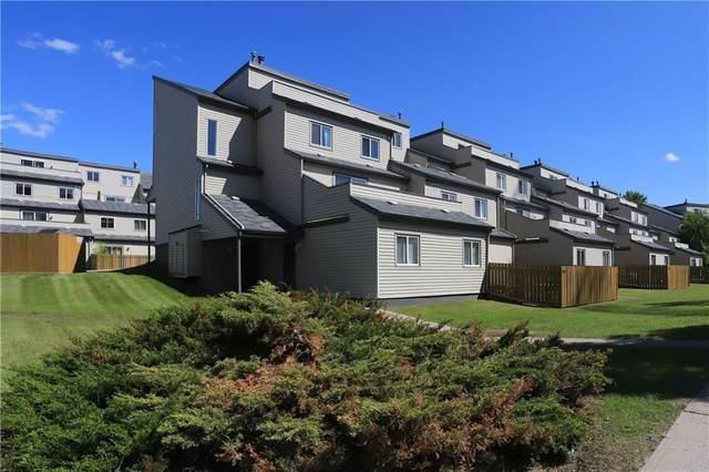 1540 29 Street NW #112, Calgary, AB T2N 4M1 (#C4306308) :: Canmore & Banff