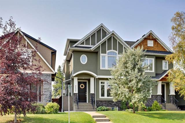 2425 22A Street NW, Calgary, AB T2M 3X8 (#C4306354) :: Redline Real Estate Group Inc