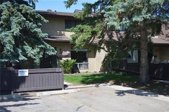 2300 Oakmoor Drive SW #128, Calgary, AB T2V 4N7 (#C4306374) :: Redline Real Estate Group Inc