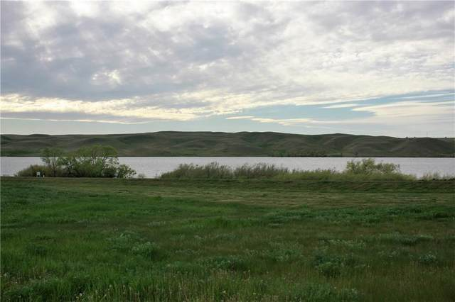734 Lakeside Drive, Rural Vulcan County, AB T0B 2R0 (#C4306481) :: Canmore & Banff