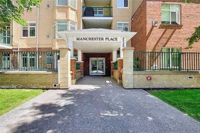 5720 2 Street SW #305, Calgary, AB T2H 3B3 (#C4306524) :: Redline Real Estate Group Inc