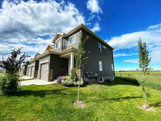76 Terrace Heights Drive #18, Lacombe, AB T4L 0E5 (#CA0161954) :: The Cliff Stevenson Group