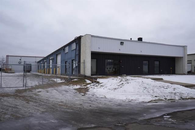 4719 78A Street Close, Red Deer, AB T4P 2G9 (#CA0186049) :: Redline Real Estate Group Inc
