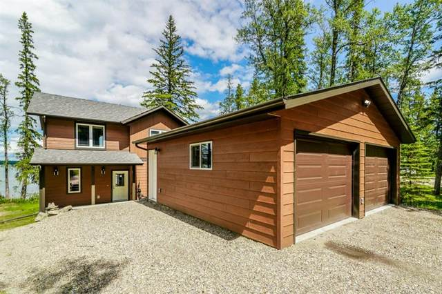 3F Crimson Lake Drive, Rural Clearwater County, AB T4T 1A4 (#CA0189648) :: Team J Realtors