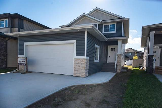 148 Lindman Avenue, Red Deer, AB T4R 0R3 (#CA0191141) :: The Cliff Stevenson Group