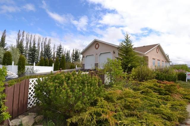 801 10 Avenue NE, Three Hills, AB T0M 2A0 (#CA0191488) :: Canmore & Banff
