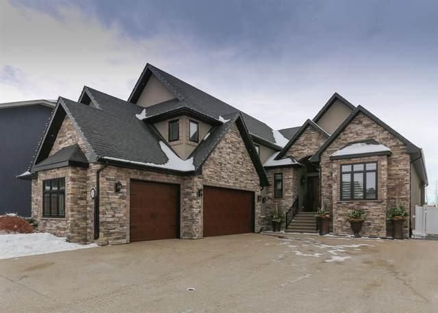 32 Sagewood Close, Red Deer, AB T4R 0M5 (#CA0193143) :: Redline Real Estate Group Inc