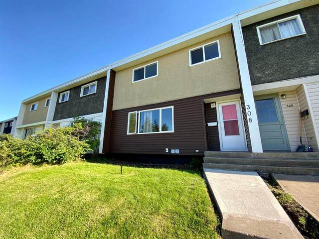 308 Terrace Park, Red Deer, AB T4N 1V8 (#CA0193995) :: Canmore & Banff