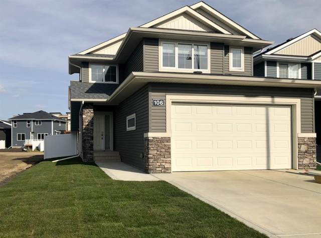106 Lundberg Crescent, Red Deer, AB T4R 0R3 (#CA0194139) :: Canmore & Banff
