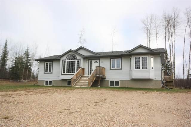 116 Hilyard Crescent, Anzac, AB T0P 1J0 (#FM0188638) :: Calgary Homefinders