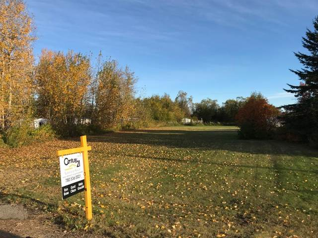 Lot #7 Peace River Avenue, Joussard, AB T0G 1J0 (#GP100433) :: Team Shillington | eXp Realty
