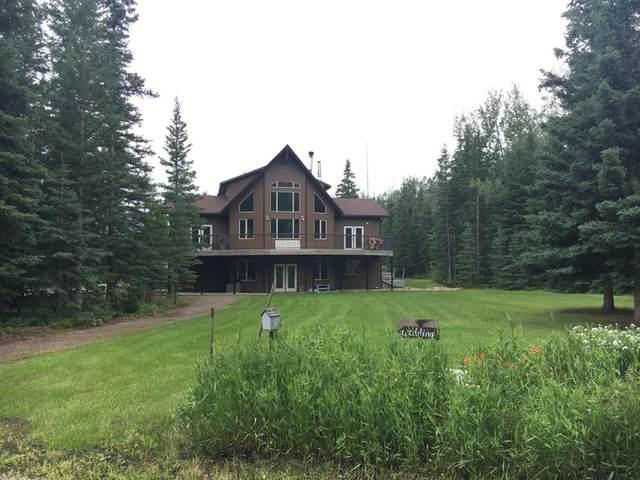 110335 Range Road 181, High Level, AB T0H 1Z0 (#GP215561) :: Calgary Homefinders