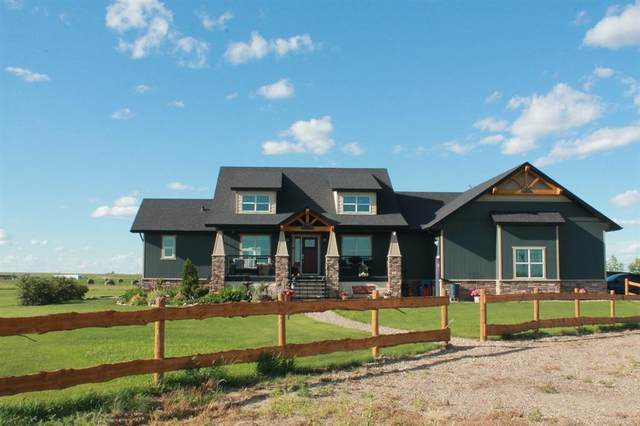 7114 Highway #3, Rural Cypress County, AB T0K 1Z0 (#MH0187998) :: Canmore & Banff
