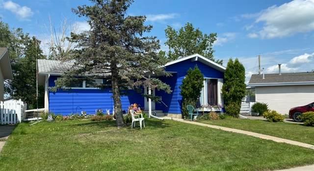 5 Spruce Drive, Drumheller, AB T0J 0Y7 (#SC0175860) :: Calgary Homefinders