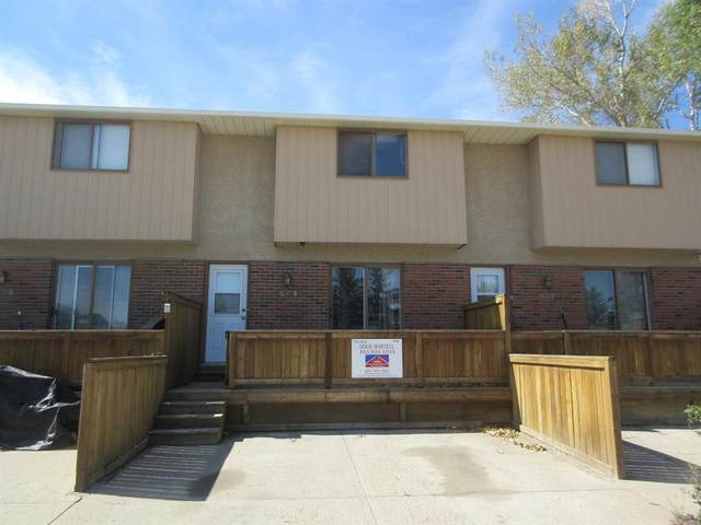 604 Westchester Road, Strathmore, AB T1P 1B1 (#A1013185) :: Canmore & Banff