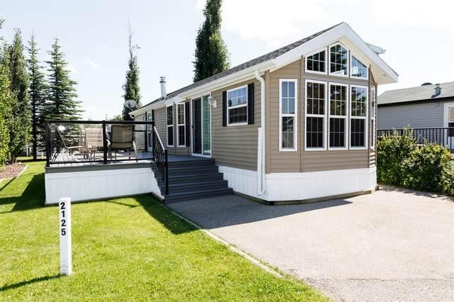 35468 Range Road 30 #2125, Rural Red Deer County, AB T4G 0M3 (#A1015985) :: Redline Real Estate Group Inc