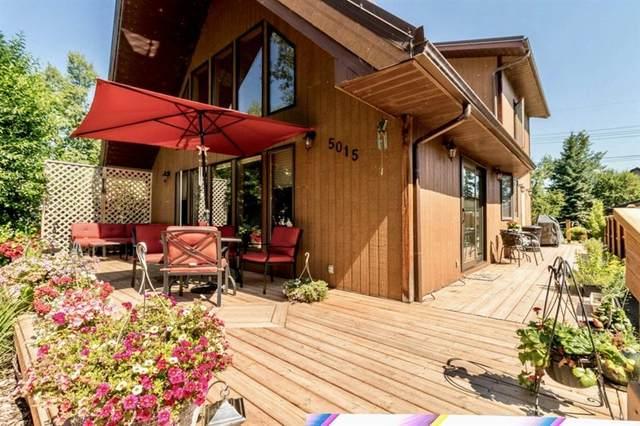 5015 36 Street, Sylvan Lake, AB T4S 1B2 (#A1018666) :: Canmore & Banff