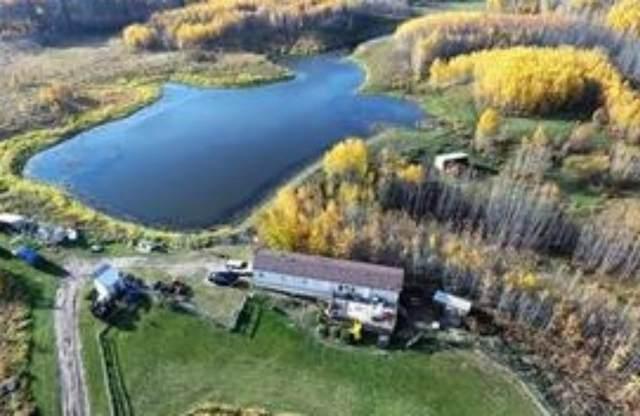 421036 Range Road 14, Rural Ponoka County, AB T0C 2J0 (#A1019337) :: Calgary Homefinders