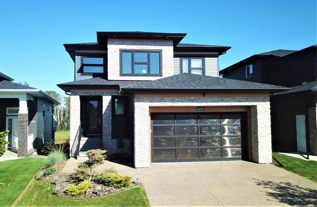 4293 Ryders Ridge Boulevard, Sylvan Lake, AB T4S 0M5 (#A1020779) :: Canmore & Banff